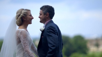Shrewsbury School Wedding