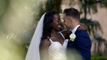 Nigerian wedding video filmed at Hampton Court House School