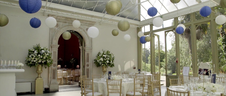 hampton court house wedding 3