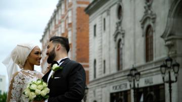 Porchester Hall weddings