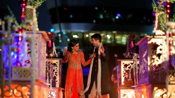 Indian Wedding at The Park Hyatt Dubai