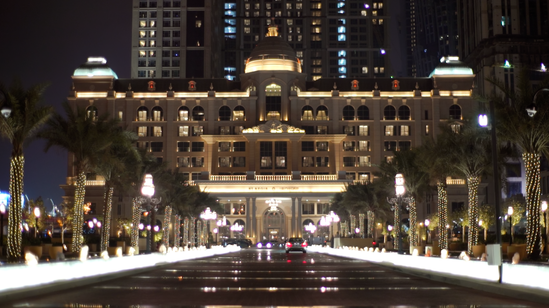 Wedding Dubai Habtoor Palace