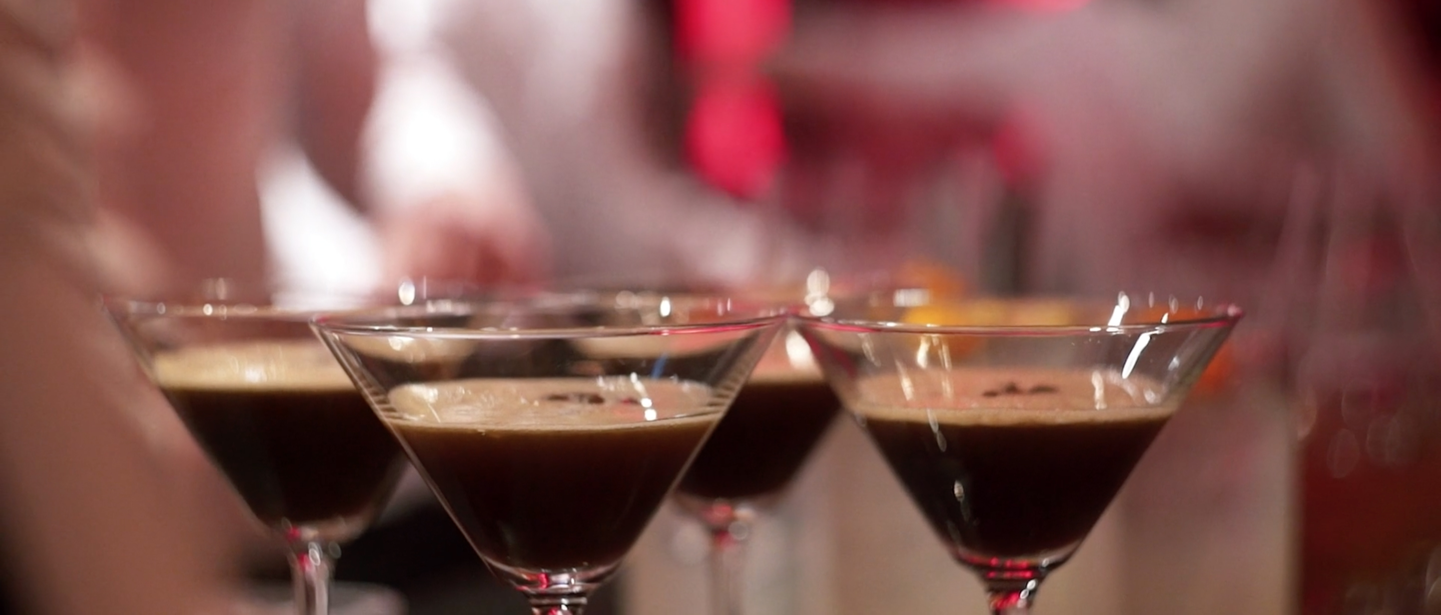 LUXURY PARTY DRINKS