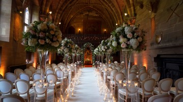 Peckforton Castle wedding video