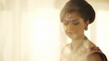Indian wedding Stapleford Park