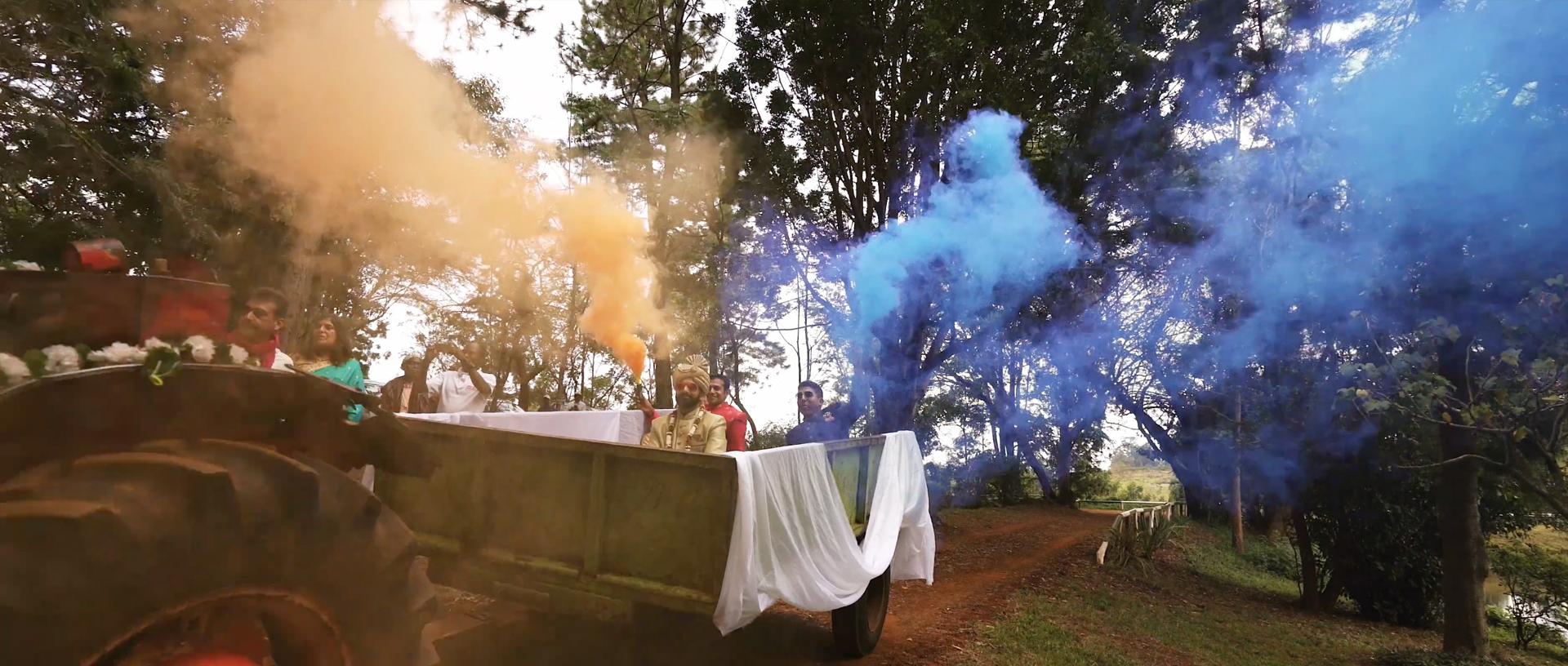 Wedding in Kenya