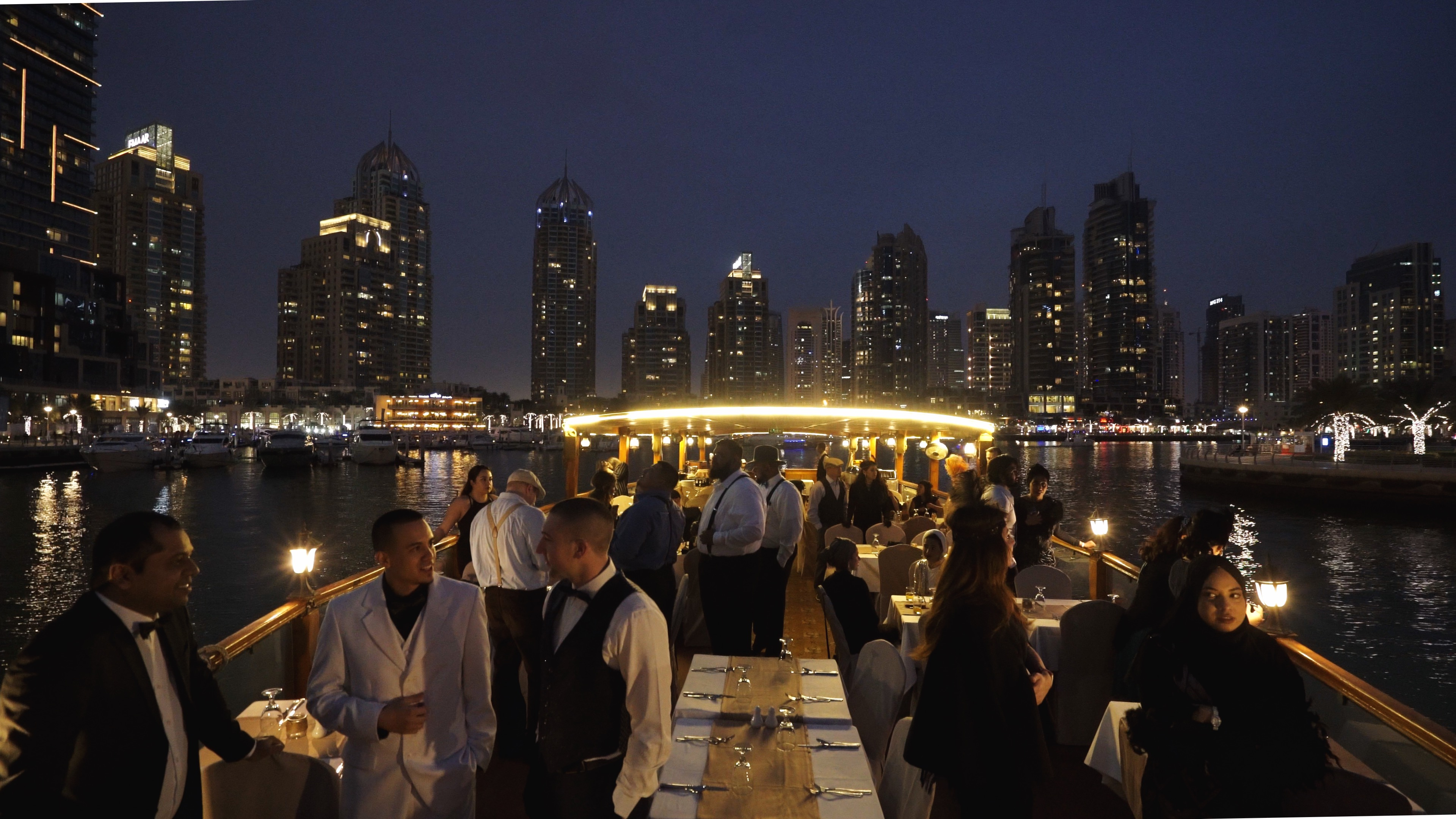 DUBAI MARINA WEDDING