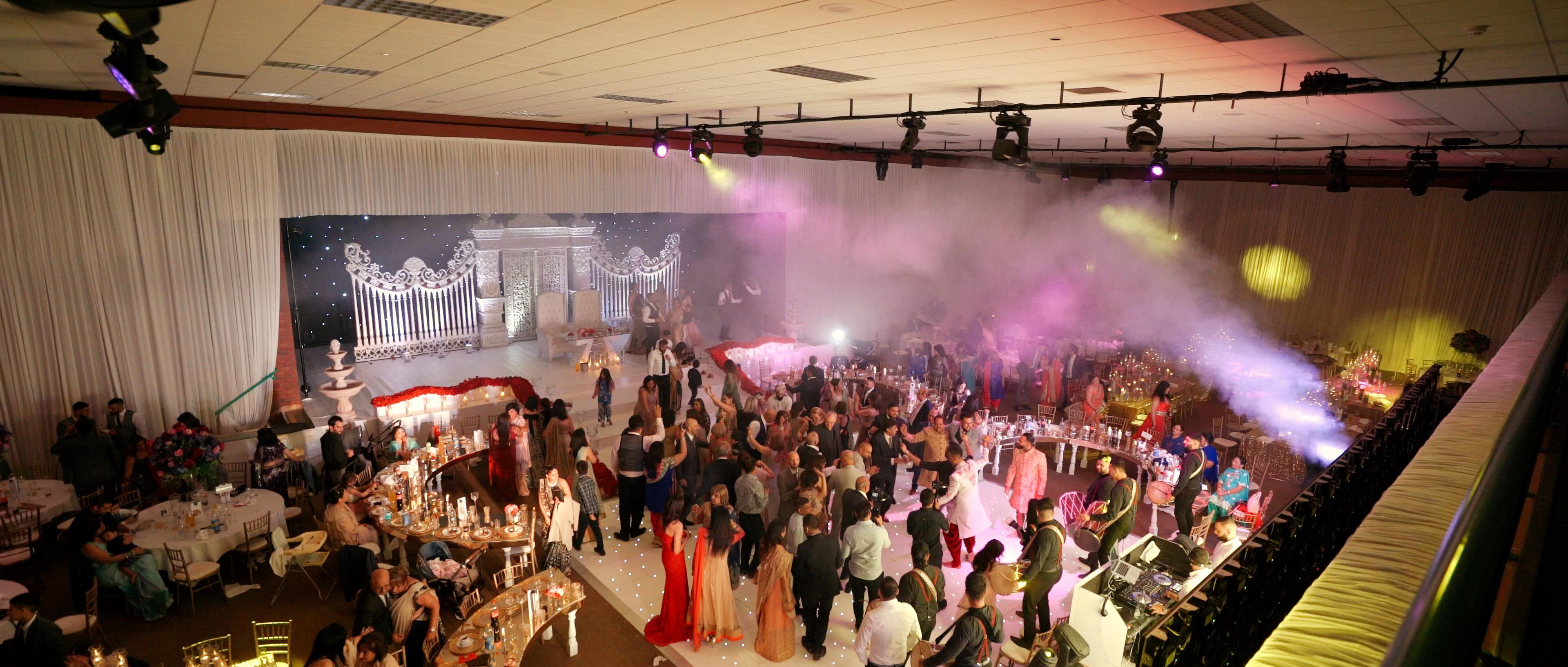 epic chateau impney indian wedding