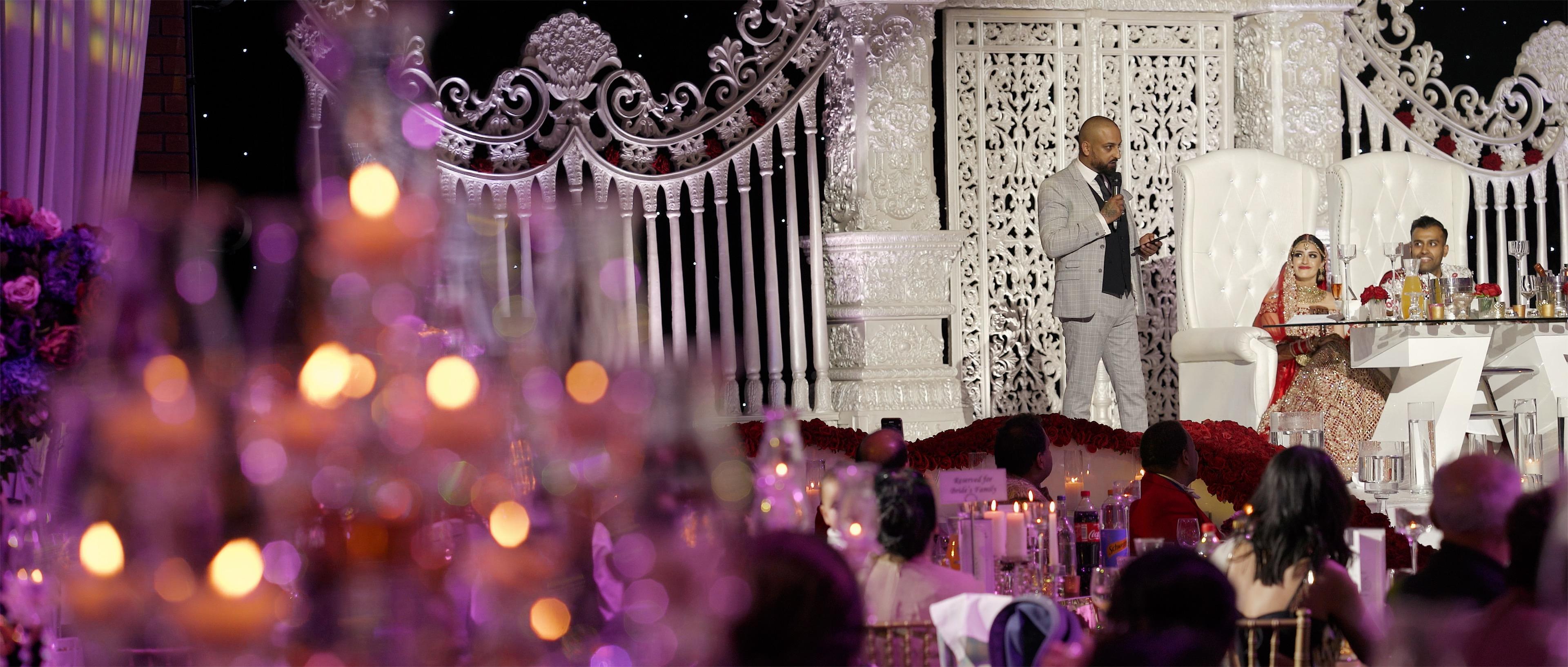 indian wedding chateau impney