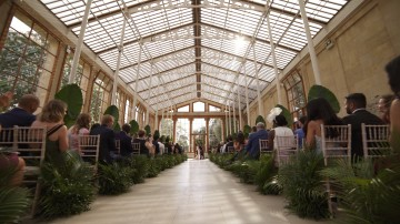 kew gardens wedding video