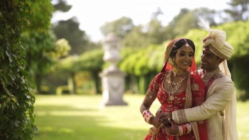 Hindu wedding thornton manor