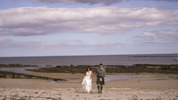Northumberland Wedding Newton Hall