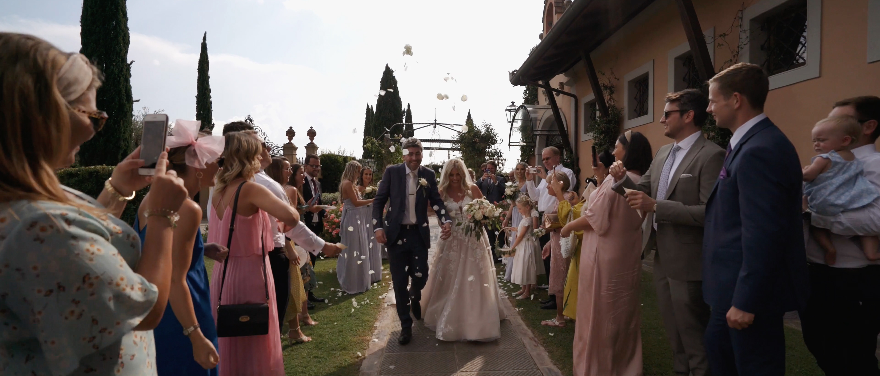 Antica Fattoria di Paterno wedding 3