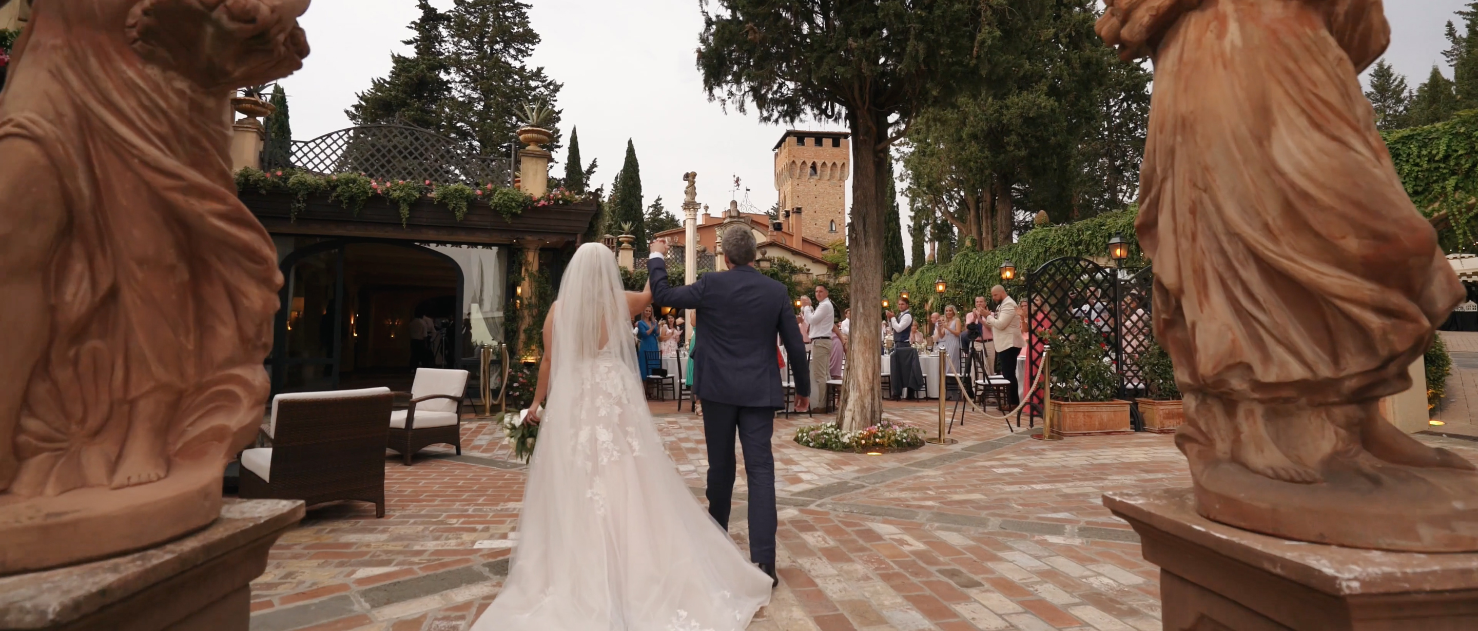 Antica Fattoria di Paterno wedding 5