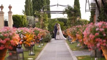 Antica Fattoria di Paterno Wedding Videographer
