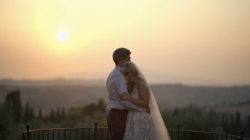 Florence wedding video