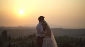Florence wedding video