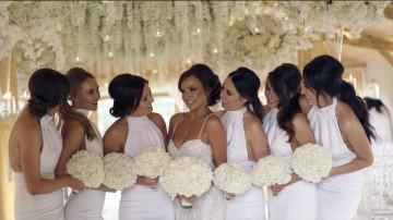 cheshire bride wedding videographer