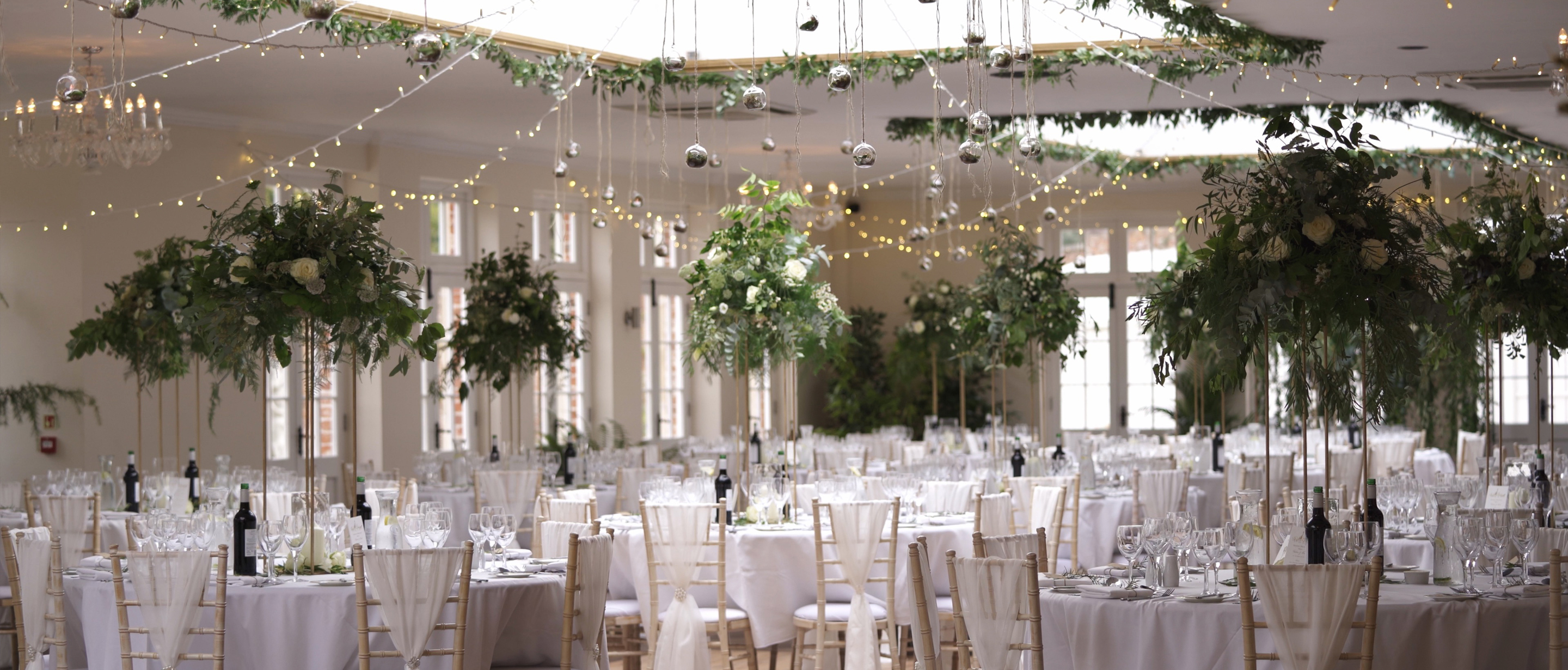 orchardleigh estate wedding decor inspiration bath