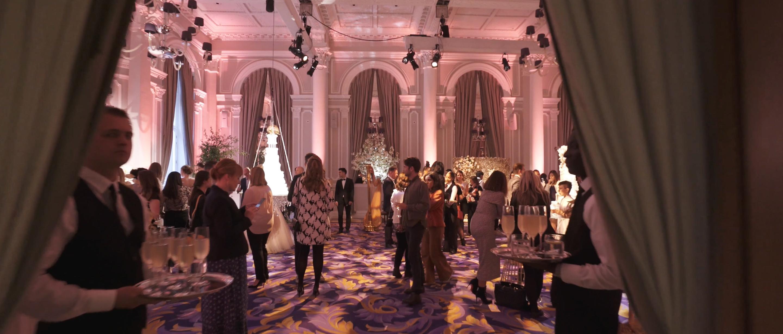 the corinthia hotel london wedding 3