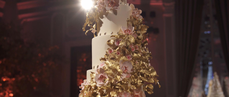the corinthia hotel wedding cake 2