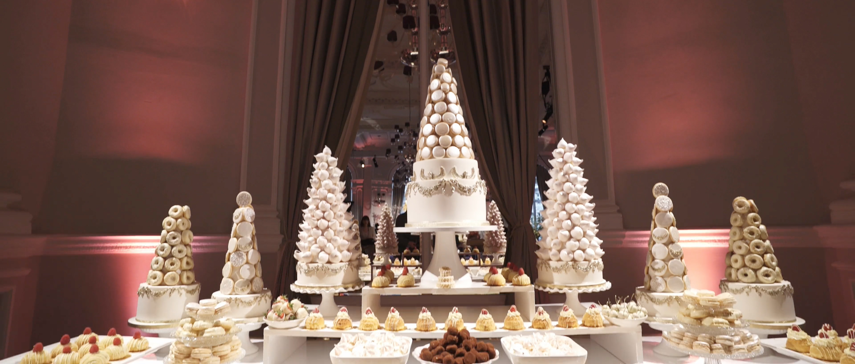 the corinthia hotel wedding cake