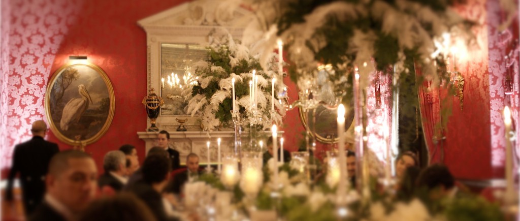 An intimate wedding at The Ritz London