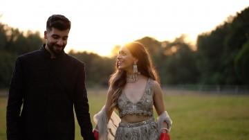 Hindu wedding in Cheshire